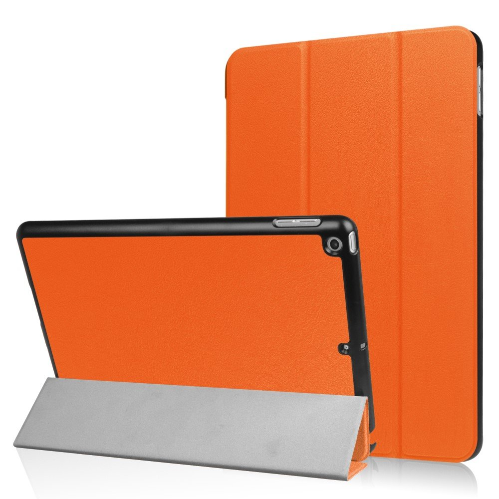 Apple iPad 9.7 2017/2018 Smart Deksel m. Stand - Oransje