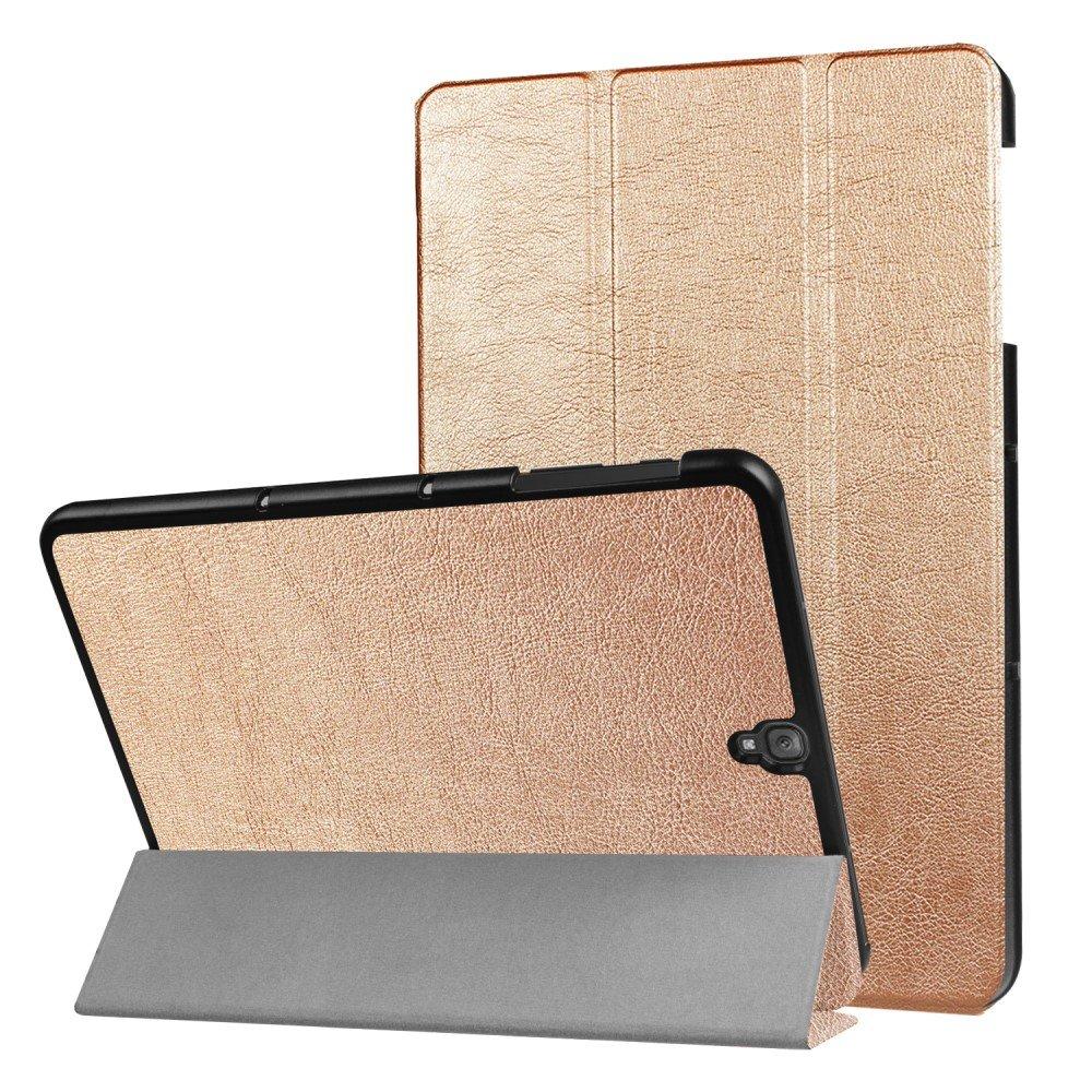 Samsung Galaxy Tab S3 Smart Deksel m. Stand - Guld