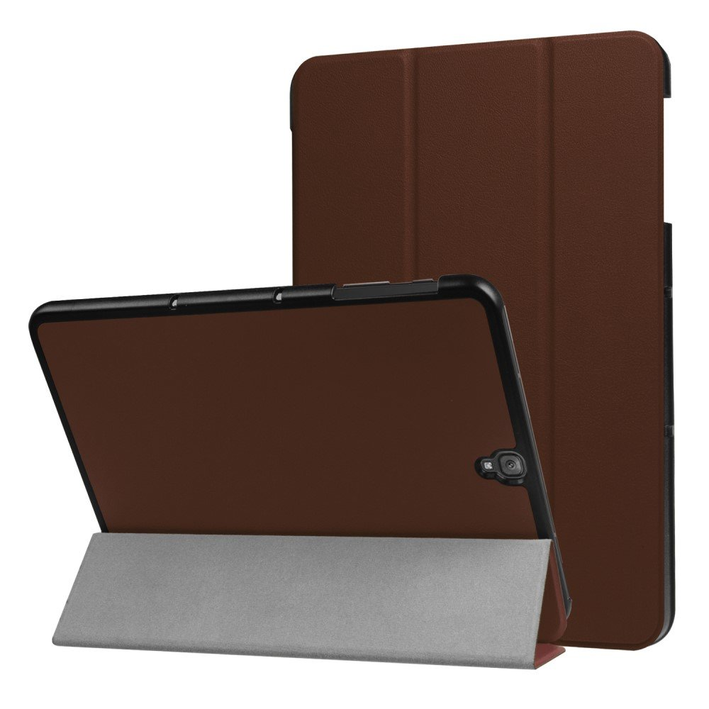 Samsung Galaxy Tab S3 Smart Deksel m. Stand - Brun