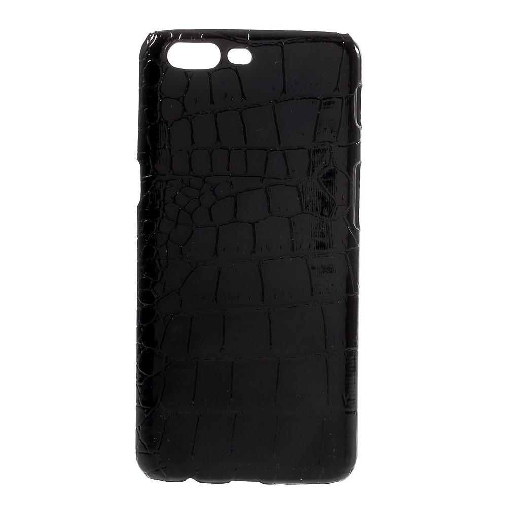 OnePlus 5 Plastikk Deksel - Krokodille