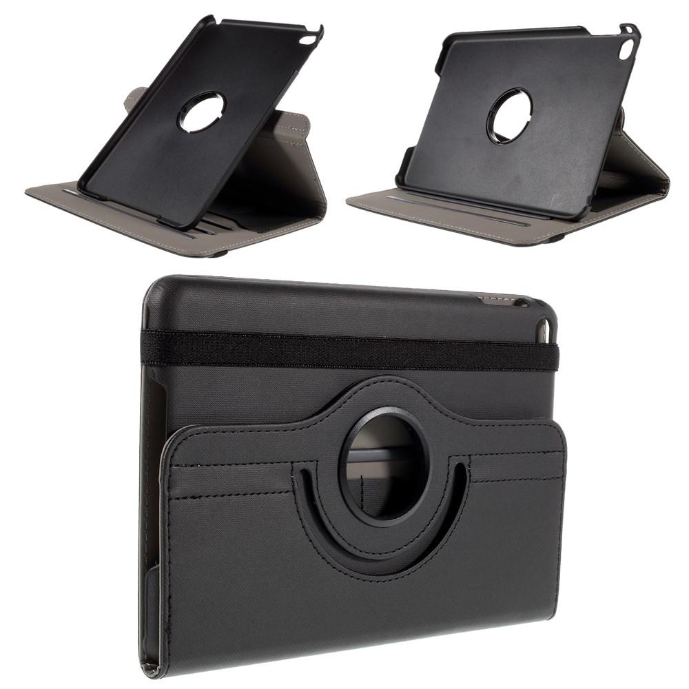 Apple iPad Mini 4 Smart Rotating Deksel - Svart