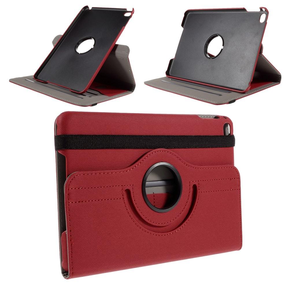 Apple iPad Mini 4 Smart Rotating Deksel - Rød