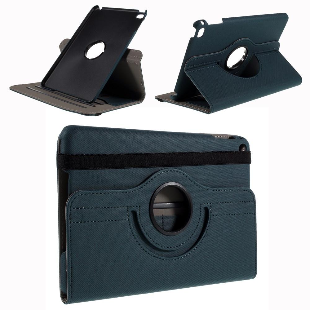 Apple iPad Mini 4 Smart Rotating Deksel - Mørk Blå