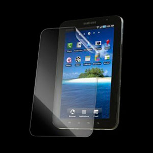 Samsung Galaxy Tab 7.7 invisible SHIELD Display Protect Film