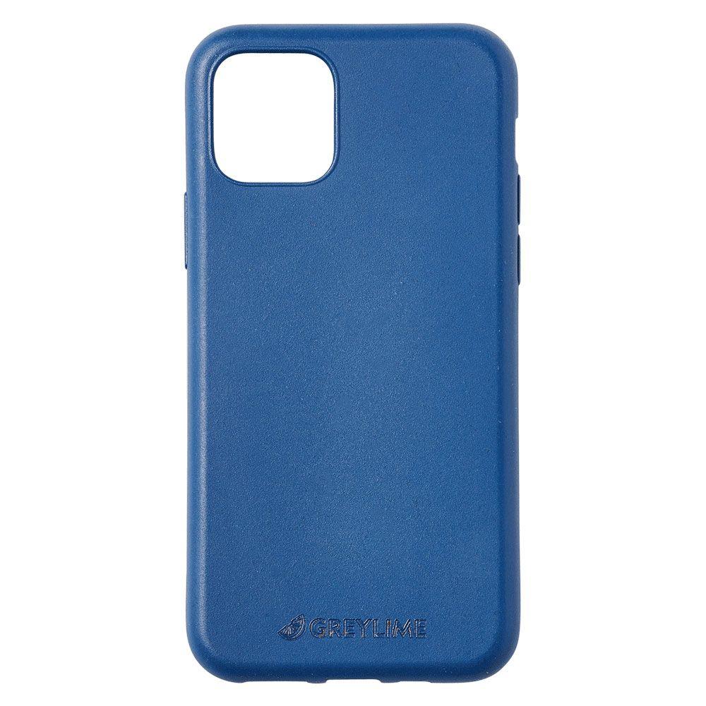 GreyLime Iphone 11 Pro Greylime 100% Plantebasert Deksel - Navy Blue - Kjøp Et Deksel & Plant Et Tre