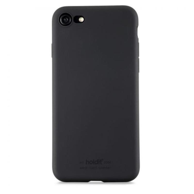 Holdit Iphone Se (2020) / 8 / 7 Soft Touch Silikondeksel - Svart