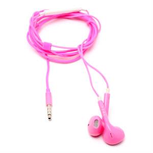 Hodetelefoner Med Mikrofon - Rosa