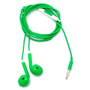 Hodetelefoner Med Mikrofon - Grønn