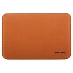 Samsung Galaxy Tab 8.9 Etui - Brun Skinn