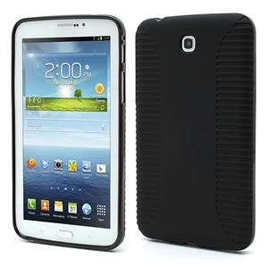 Samsung Galaxy Tab 3 7.0 inCover TPU Deksel - Svart