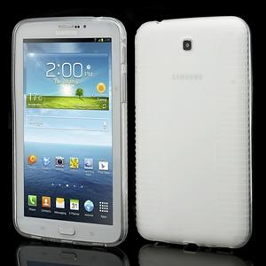 Samsung Galaxy Tab 3 7.0 inCover TPU Deksel - Gjennomsiktig