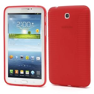 Samsung Galaxy Tab 3 7.0 inCover TPU Deksel - Rød
