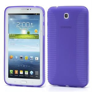 Samsung Galaxy Tab 3 7.0 inCover TPU Deksel - Lilla