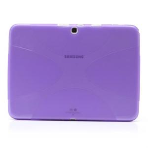 Samsung Galaxy Tab 3 10.1 TPU Deksel - Lilla