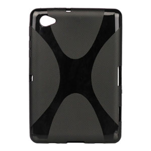 Samsung Galaxy Tab 7.7 TPU Deksel Fra inCover - Svart