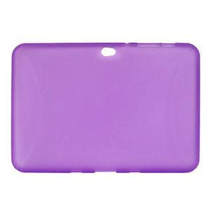 Samsung Galaxy Tab 8.9 TPU Deksel - Lilla
