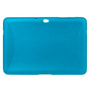 Samsung Galaxy Tab 10.1 TPU Deksel - Blå