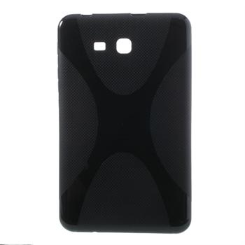 Samsung Galaxy Tab 3 Lite inCover TPU Deksel - Svart