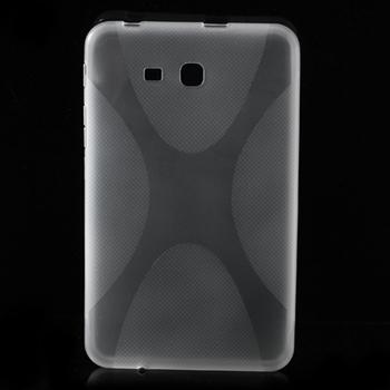 Samsung Galaxy Tab 3 Lite inCover TPU Deksel - Gjennomsiktig