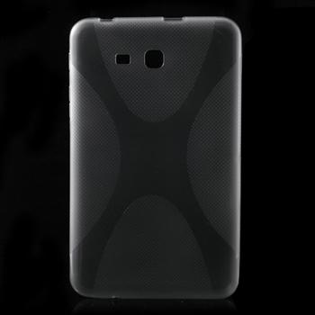 Samsung Galaxy Tab 3 Lite inCover TPU Deksel - Grå