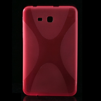 Samsung Galaxy Tab 3 Lite inCover TPU Deksel - Rosa