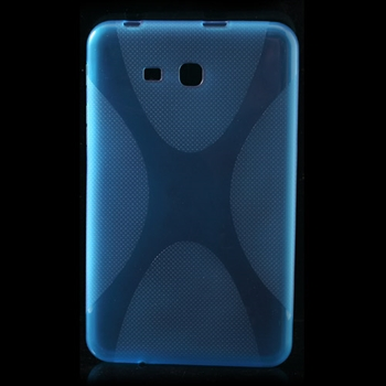 Samsung Galaxy Tab 3 Lite inCover TPU Deksel - Blå
