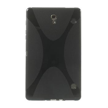 Samsung Galaxy Tab S 8.4 TPU Deksel - Svart