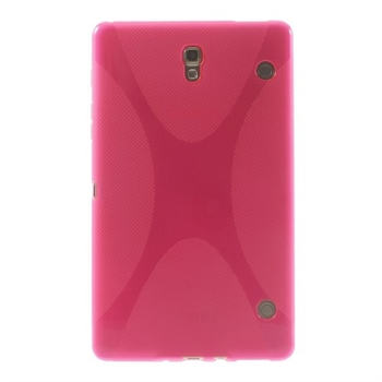 Samsung Galaxy Tab S 8.4 TPU Deksel - Rosa