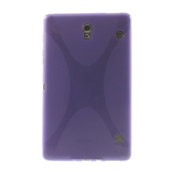 Samsung Galaxy Tab S 8.4 TPU Deksel - Lilla