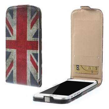 Apple iPhone 6/6s Design Flip Deksel - Union Jack