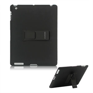 Magnetic hard smart Deksel Med Stand Til Apple iPad 3 og 4