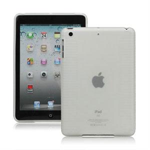 Apple iPad Mini TPU Deksel Fra - Gjennomsiktig