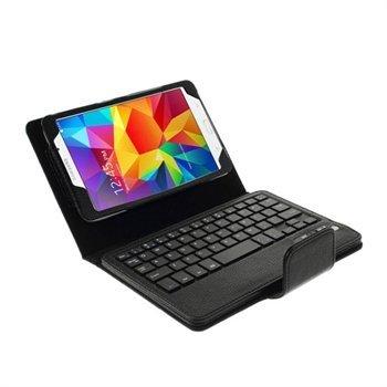 SkinnEtui Med Bluetooth Tastatur Til Samsung Galaxy Tab 4 7.0