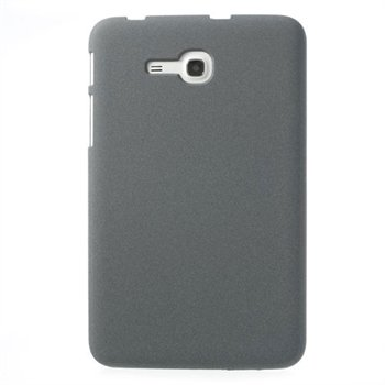 Samsung Galaxy Tab 3 Lite inCover Quicksand Plastikk Deksel - Grå