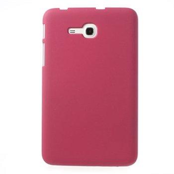 Samsung Galaxy Tab 3 Lite inCover Quicksand Plastikk Deksel - Rosa