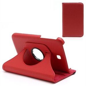 Samsung Galaxy Tab 3 7.0 Rotating KickStand - Rød
