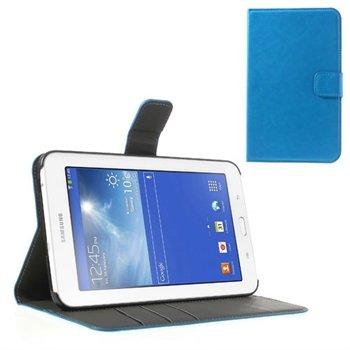 Samsung Galaxy Tab 3 Lite KickStand - Blå