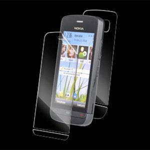 Nokia C5-03 invisible SHIELD MAXIMUM Display Protect Film