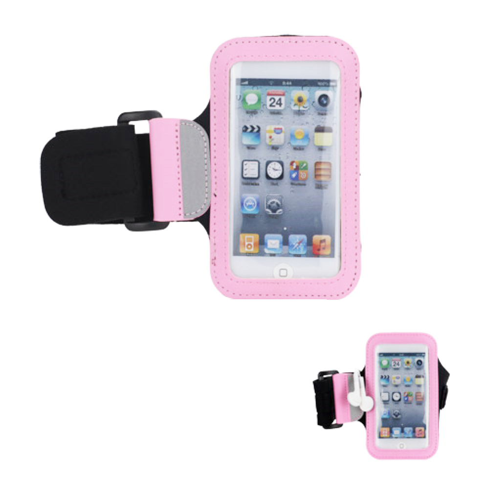 Apple Ipod Touch (2019)/6th/5th Løpearmbånd Pink