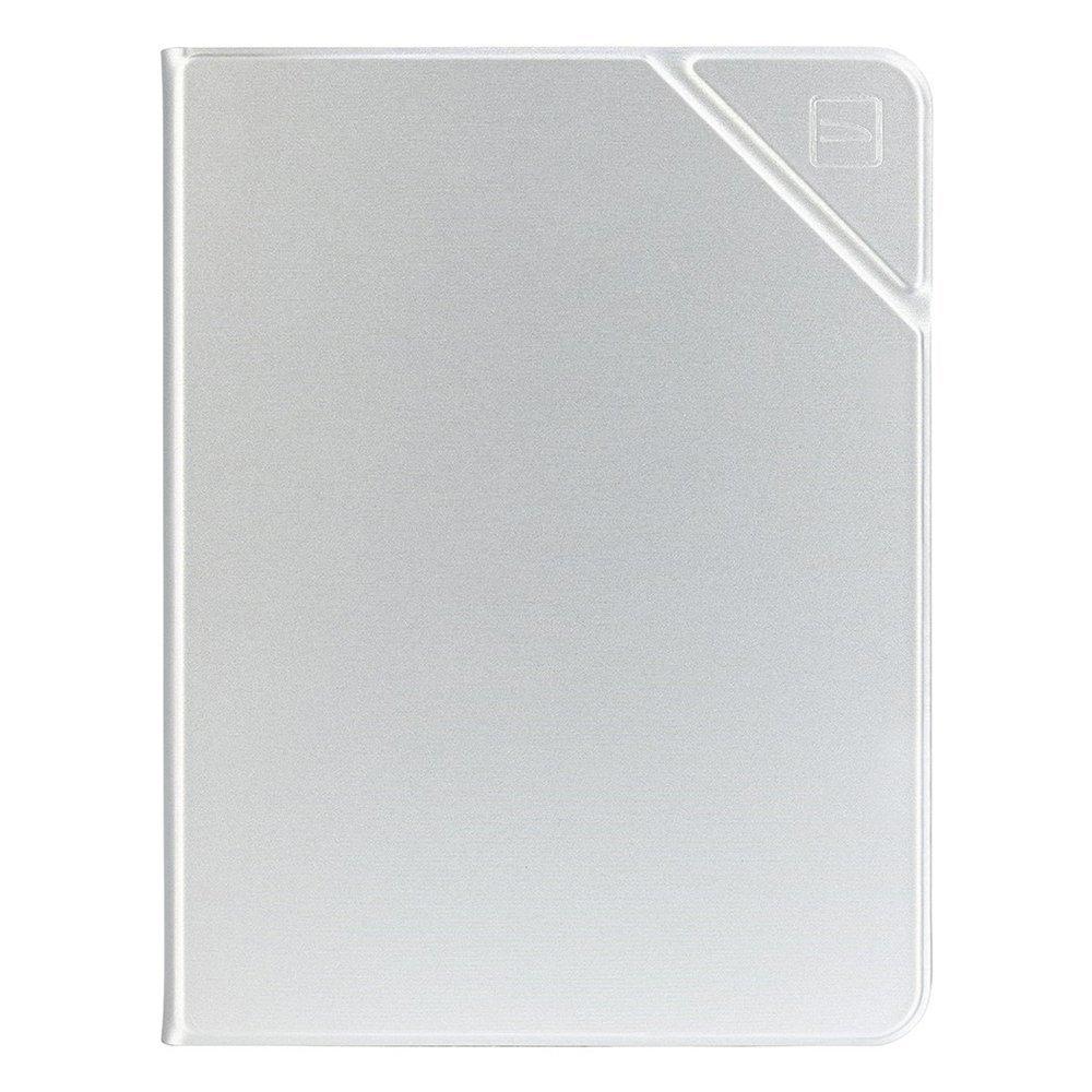 Tucano Ipad Air (2020) Tucano Metal Folio Case & Apple Pencil Holder - Sølv